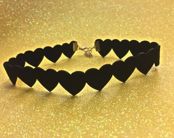 Dark Hearts choker