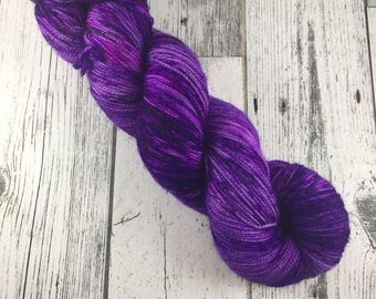"Dyed to Order  ""Ultraviolet"""