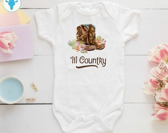 a35abf5bfbae Cowgirl onesie