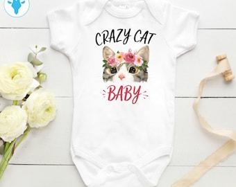 590bdbfc5e87 Cat baby clothes