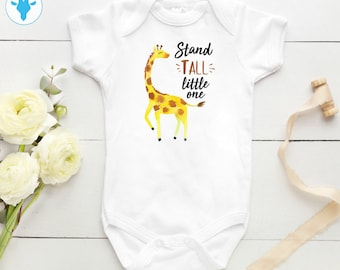 1ae0c819421 Stand Tall Little One Bodysuit