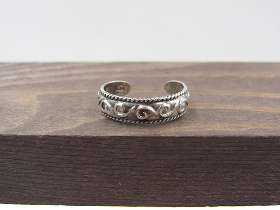 Swirl Ring Vintage Four Intertwined Silver Rings Split Band Ring 925 Statement Ring Swirling Circles Sterling Silver Multi Band Ring