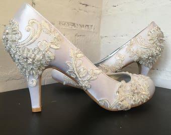 Catalpa (bridal wedding shoes)