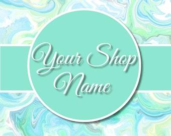 Custom Logo Design, Custom Logo, Custom Design, Logo Design, Custom Shop Banner, Shop Graphics, Store Graphics, Banner Set, Shop Set