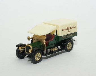 "Matchbox 1918 Crossley ""Waring's"""