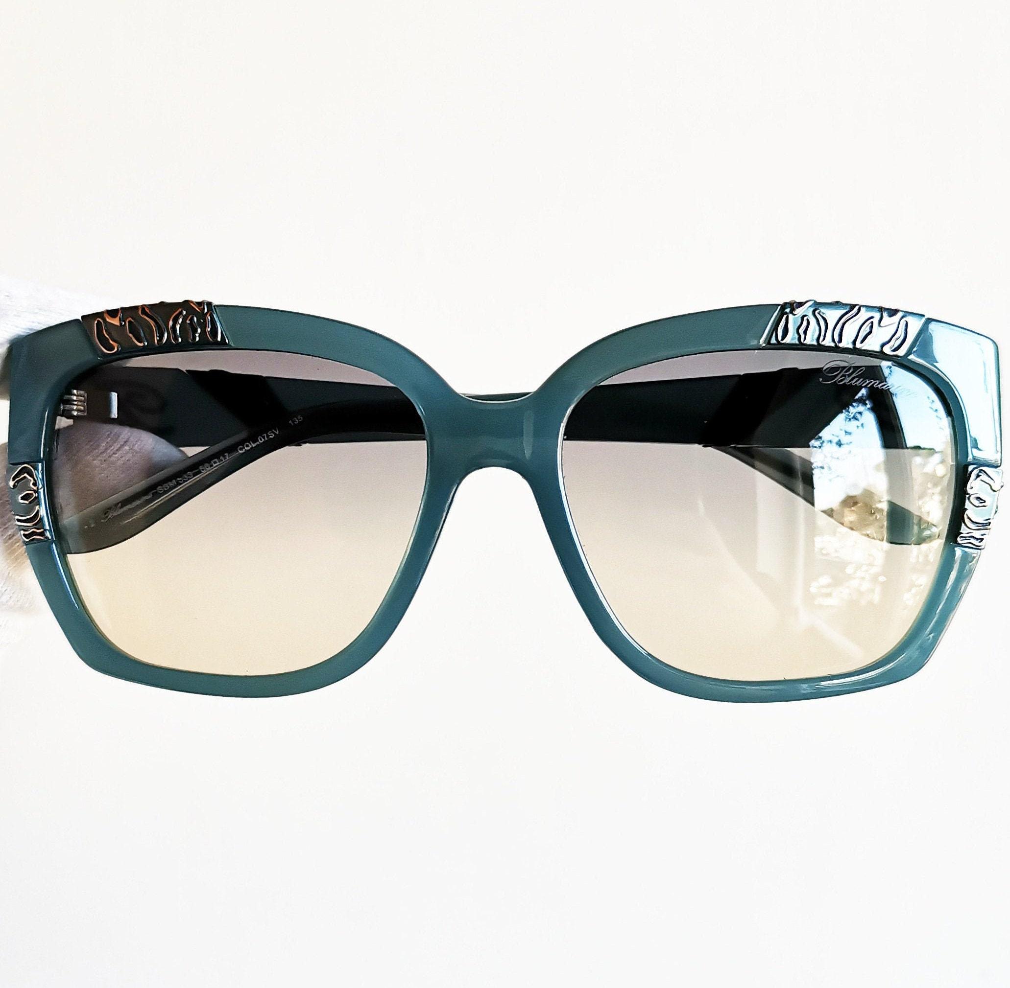 BLUMARINE BM 96053 B95 Mask Shield Sunglasses
