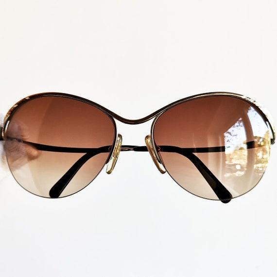 7ca2f03ef5 DIOR vintage sunglasses rare rimless frameless Christian 2240