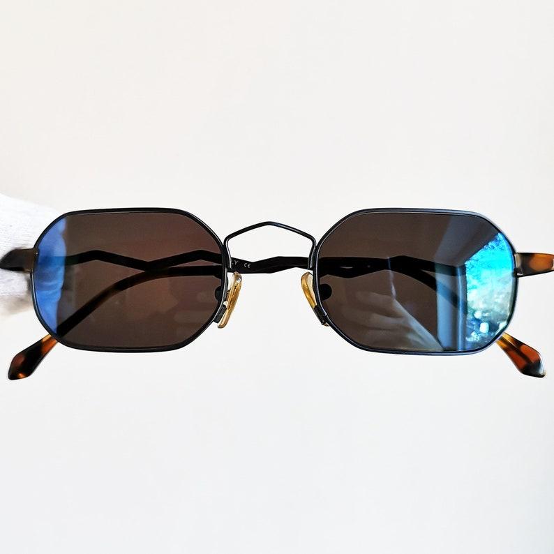 26beaa106f87 MISSONI hexagon sunglasses vintage rare by SAFILO oval curve