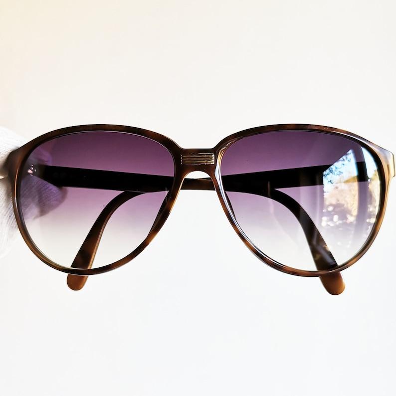 5d3b8615448 DIOR Monsieur vintage sunglasses rare drop sun shaped aviator