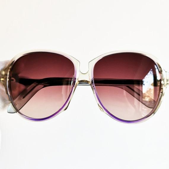 d96116a261a YVES SAINT LAURENT sunglasses vintage Ysl rare round oval