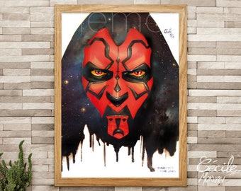 Limited edition poster Dark