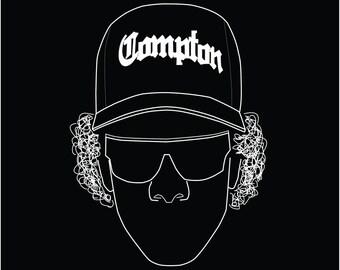 90's Gangsta Rap T-shirt