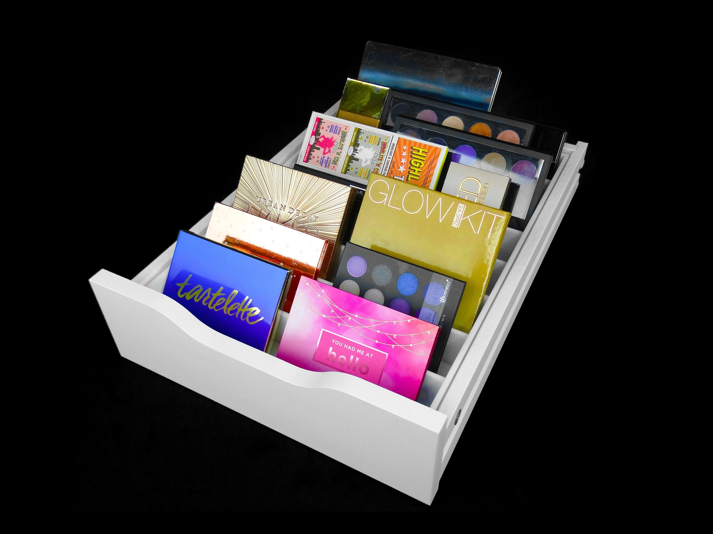 palette drawer organizer fits ikea alex drawer units. Black Bedroom Furniture Sets. Home Design Ideas