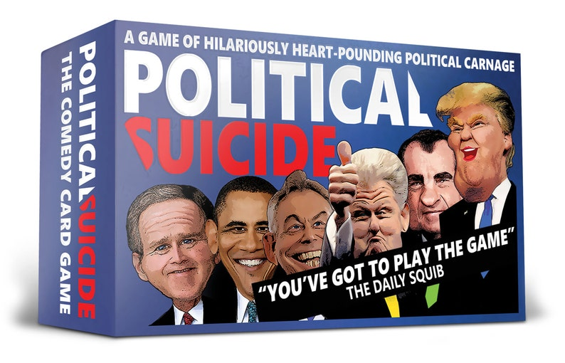 Political SLAM  The Game image 0
