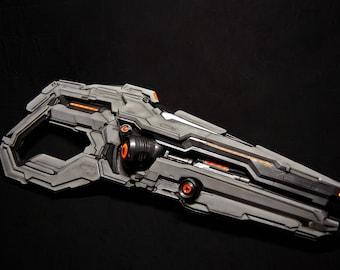 Halo gun | Etsy