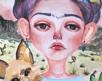 Marfa Frida prints