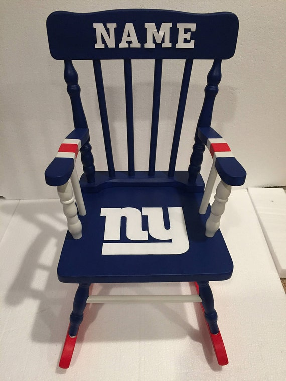 Astounding New York Giants Chair Nfl Kids Chair New York Giants Furniture Giants T New York Giants Baby New York Giants Kids Ocoug Best Dining Table And Chair Ideas Images Ocougorg