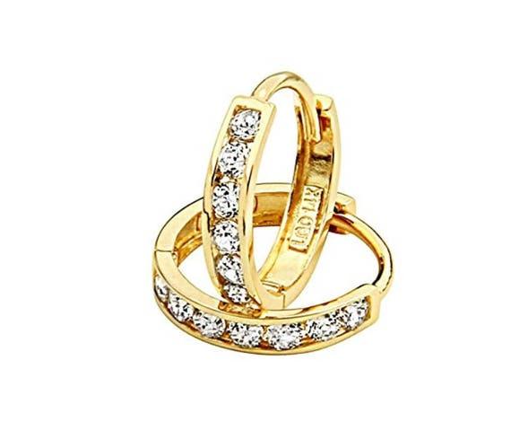 "Zircone Cubique Zircon Saphir CALIN Boucles d/'oreilles Tennis Bracelet JewelrySet 7/"""