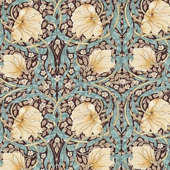 William Morris Fruit Major Fabric Per Metre Perfect stock Not Seconds