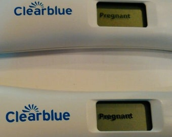 Prank Pregnancy Test Etsy