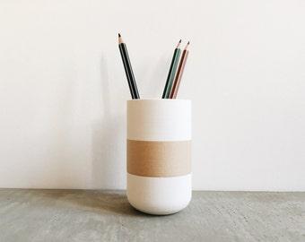 Pen holder - Two Tone III