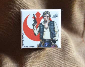 Badge Han Solo