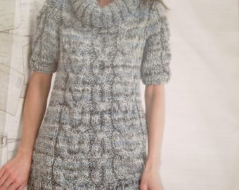Super chunky sweater pattern
