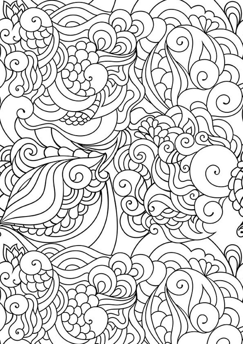 Zen Malvorlagen Zen Doodle Färbung Doodle Kunst Färbung Muster Malvorlagen Indische Malvorlagen Henna Malvorlagen