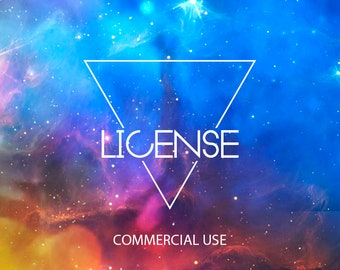 License for commercial use of 1 item