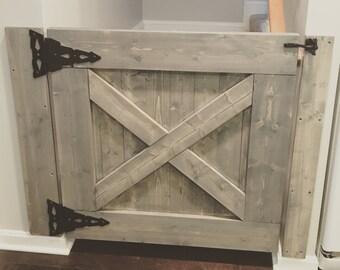 Farmhouse Baby Gate | Etsy