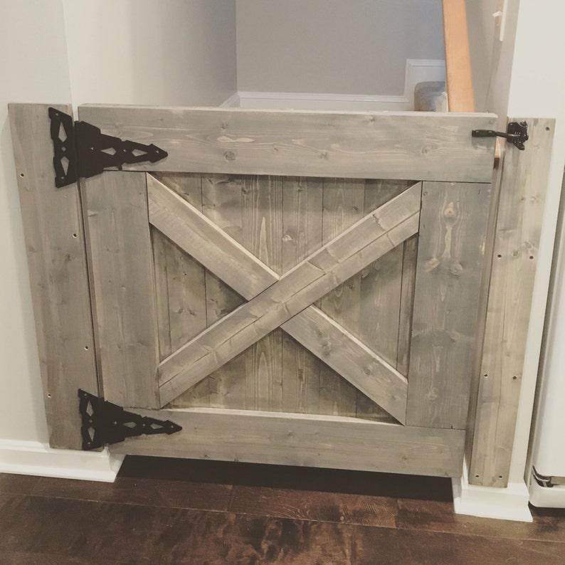 Genial Farmhouse Baby Gate