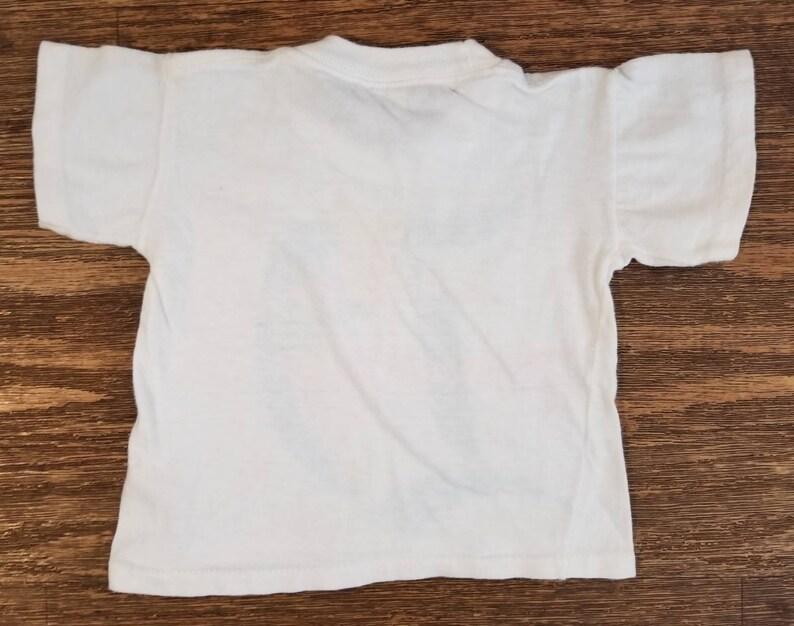 Vintage Tinkerbell Disneyland Child Tshirt Size 4 Walt Disney Productions