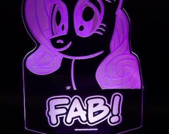 Rarität Fab mein kleines Pony LED-Licht-Display