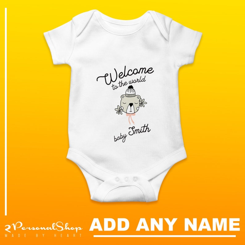 New Personalised Baby Vests Bodysuits Gifts I Have the Best Mummy in the World