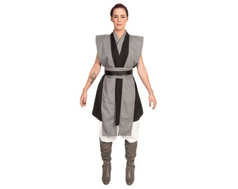 Star Wars Costume, Star Wars Tunic, BECOME your own JEDI, Custom Star Wars Jedi Costume, Adult Jedi Star Wars Cosplay Obi Wan Tunic Costumes