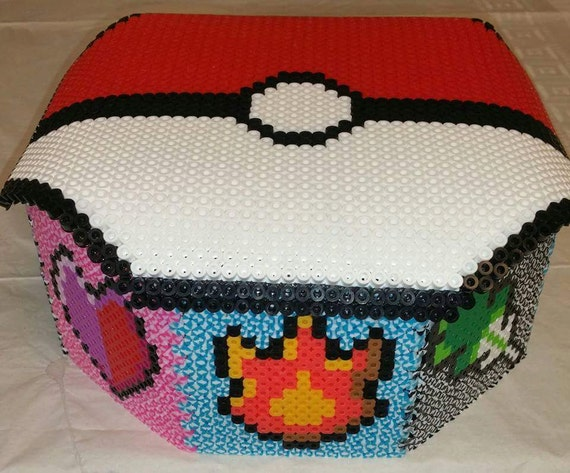 & Pokemon Storage Box