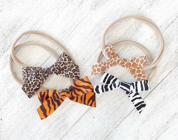 baby headband zoo baby headband zoo bow zoo hair bow zoo baby shower zoo baby bows baby bow baby knot headband zoo birthday party