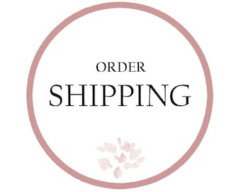 Shipping on Orders for FROMMoMo Customers