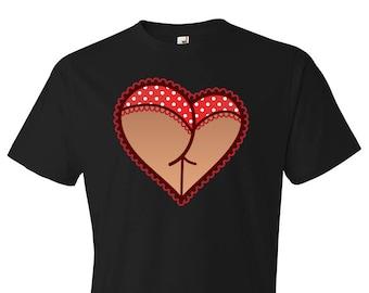 Heart Butt - Caramelo Color