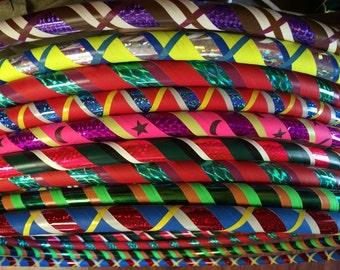 Custom Hula Hoop Order