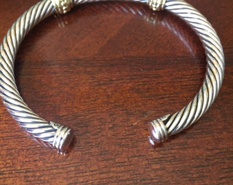 David Yurman 5 mm small bracelet