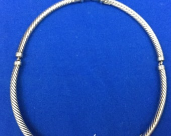 David Yurman triple x collection necklace