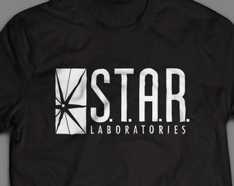 STAR Laboratories T-Shirt S-4XL And Long Sleeve Available