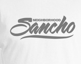 Neighborhood Sancho Shirt S-4XL and Long Sleeve Available