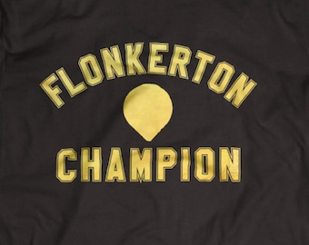"""The Office """"Flonkerton Champion"""" Shirt S-4XL and Long Sleeve Available"""