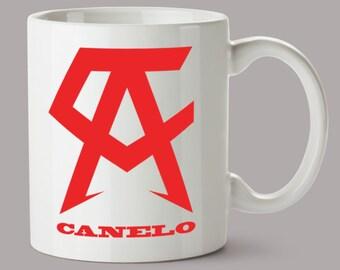 Saul Canelo Alvarez Decal/Sticker