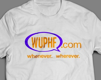 WUPHF The Office Shirt 2T-4XL and Long Sleeve Available