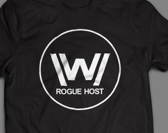 Westworld Inspired Shirt Rogue Host TV