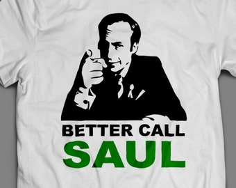 Better Call Saul T-Shirt S-2XL and Long Sleeve Available Saul Goodman Attorney At Law
