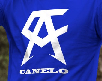 Saul Canelo Alvarez Boxing Shirt S-4XL And Long Sleeve Available Order By September 10th for Guaranteed Delivery By Fight Night